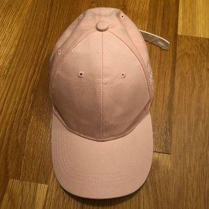"""""""Bad Hair Day"""" Pink Baseball Cap/Hat/Snapback"""